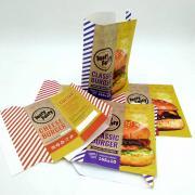 Пкет для гамбургеров